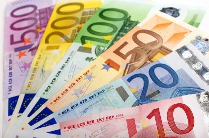 Eurozone currency struggle