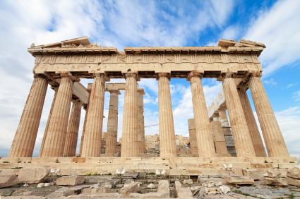 Eurozone Crumbling Debt Crisis Greece