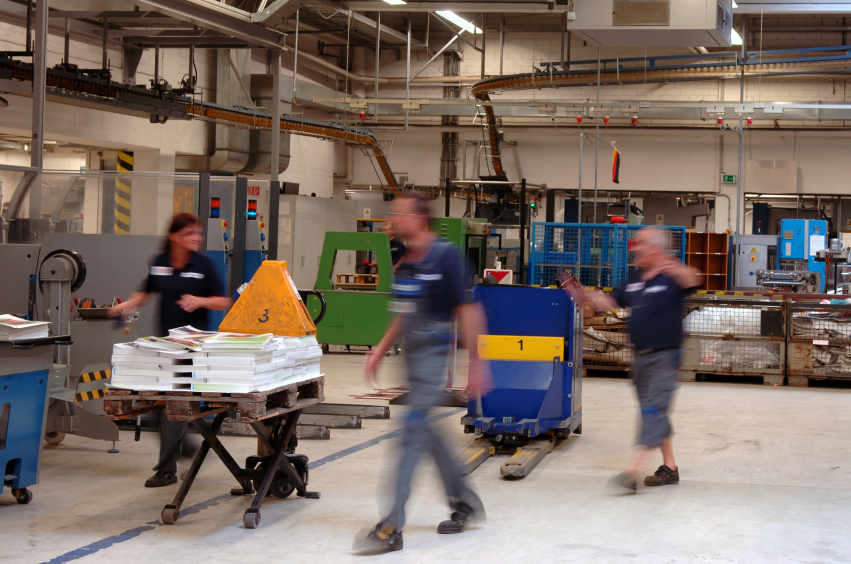 Poor Eurozone PMI, Manufacturing, Services