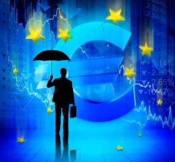 ECB, Euro, Merkel