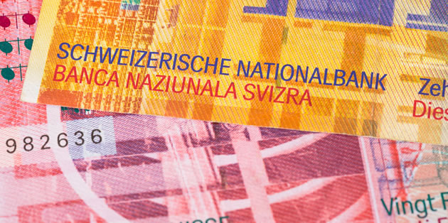 Euro To Swiss Franc Eurchf Exchange Rate Forecast To Plummet As