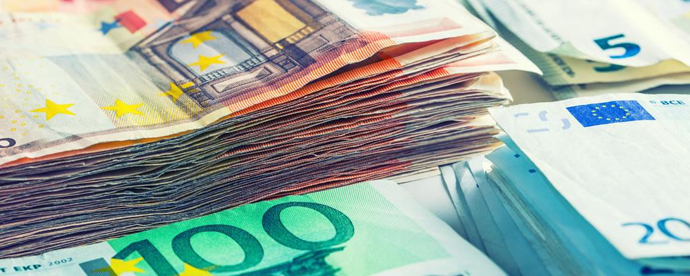 Pound Euro exchange rates