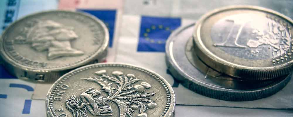 Pound Euro exchange rate forecast