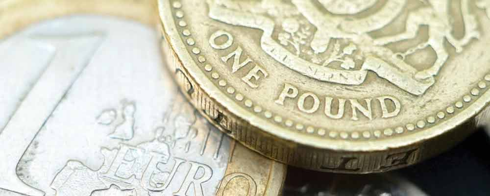 Pound Euro exchange rate outlook