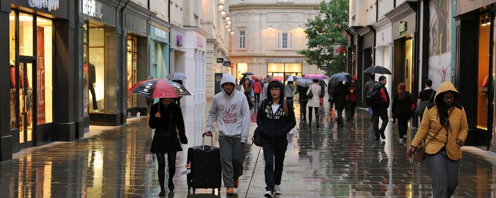 Rainy UK