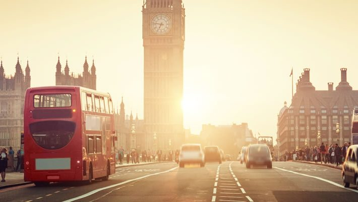 Westminster Bridge London, UK